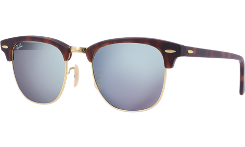 Ray Ban - Clubmaster Flash Lenses - 3016 114530