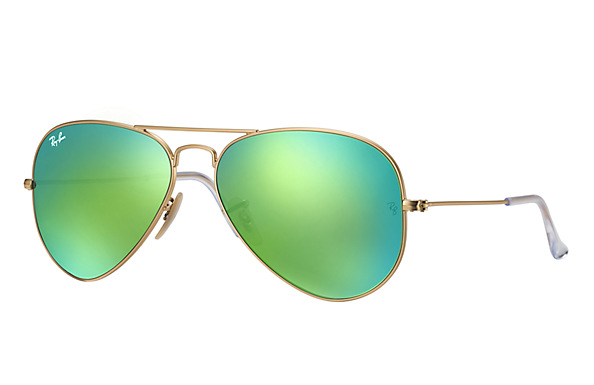Ray Ban - Aviator Flash Lenses - 3025 112 19