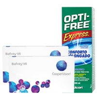 biofinity xr esf (cx3) x2 + optiexpress355ml98