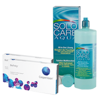 biofinity3x2+solo care 360ml6